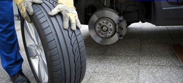 Wheel-balancing