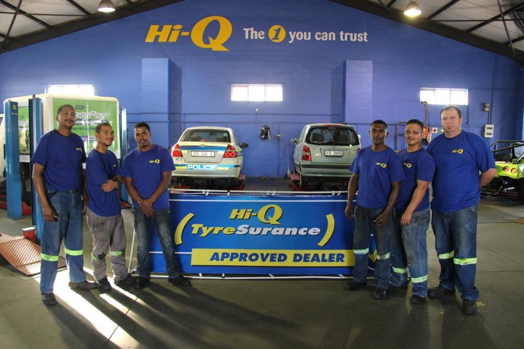 Hi-Q Howick Store